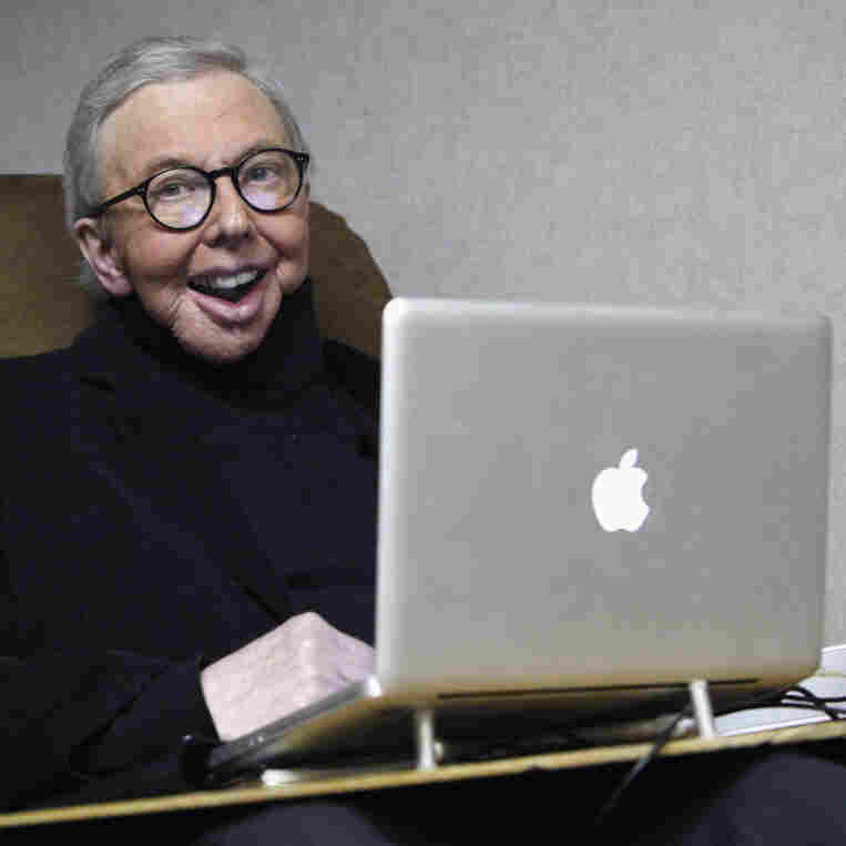 Roger Ebert: A Critic Reflects On 'Life Itself'
