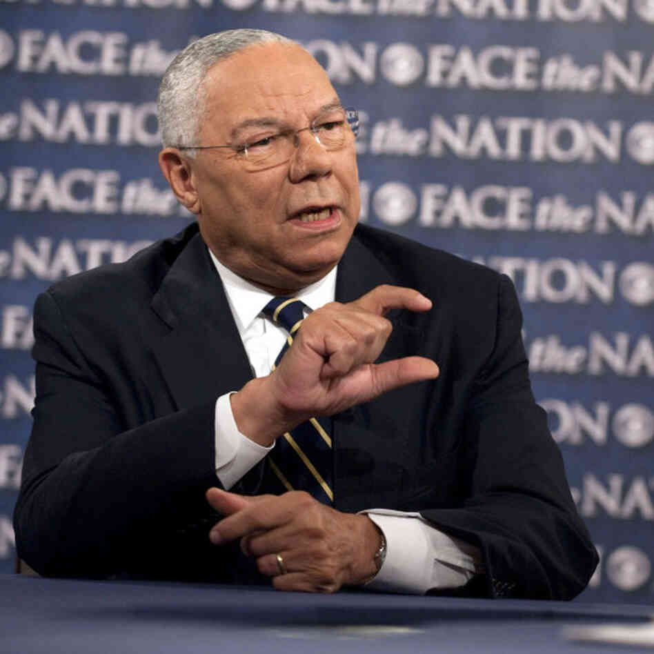 colin powell race paper
