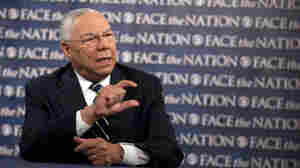 Powell: Cheney's Taking 'Cheap Shots'