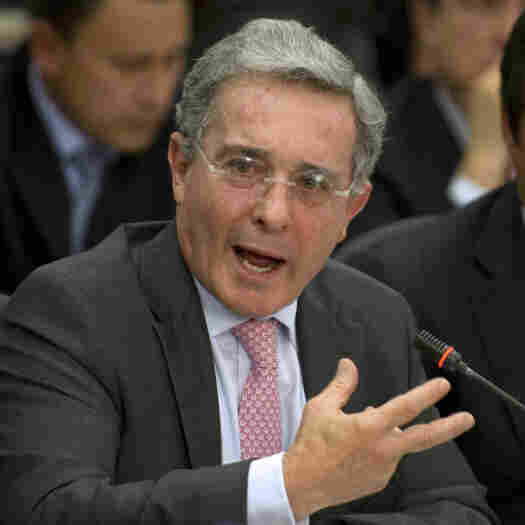 Wiretapping Scandal Shakes Colombia