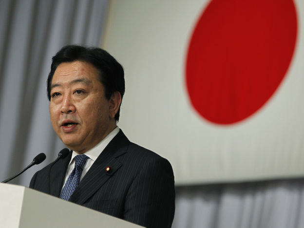 Finance Minister Yoshihiko Noda was chosen leader of the ruling Democratic Party of Japan on Monday. That all but ensures his selection as Japan's next prime minister.