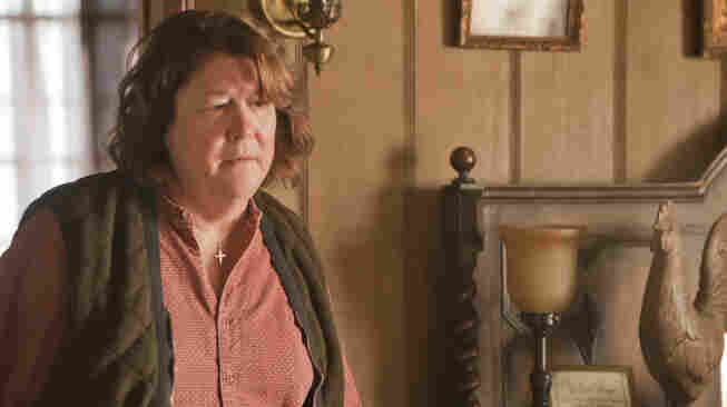 """Margo Martindale is Mags Bennett, a charmingly villainous moonshiner in the FX series Justified. For her performance, Martindale drew on her roots in East Texas and Kentucky. """"It's all part of my makeup. It's something I really understand,"""" she says."""