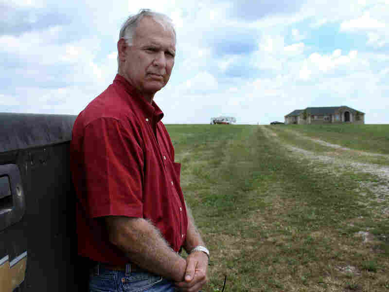 Jim Steinmetz, who was a successful farmer well before he met Asbury, invested more than a half million dollars on Asbury's Angus cattle. And Steinmetz lost it all.