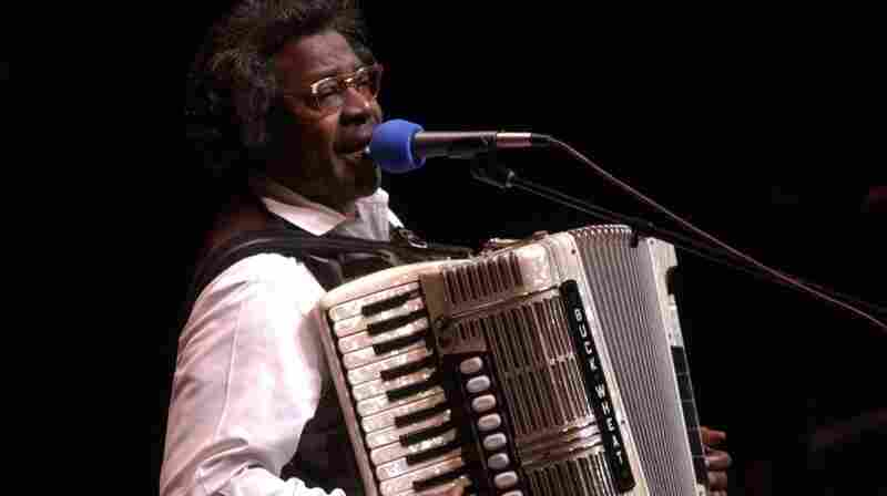 Buckwheat Zydeco On Mountain Stage