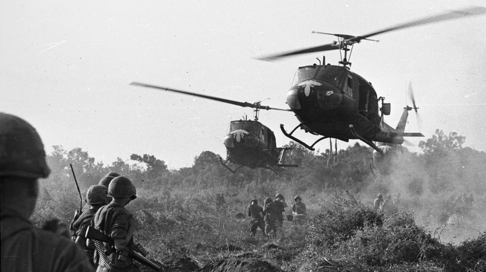 Karl Marlantes shipped off to Vietnam as a 23-year-old second lieutenant in 1968. (Getty Images)