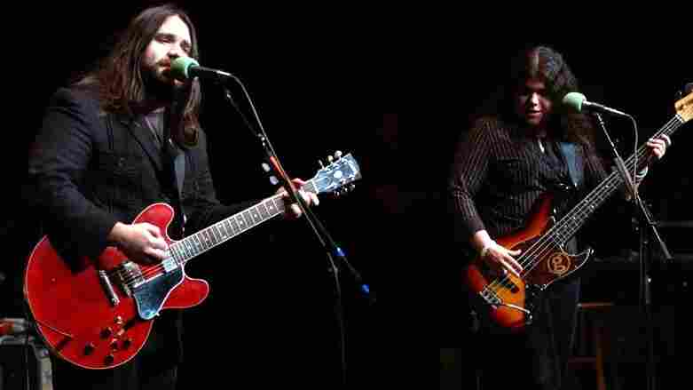 The Magic Numbers On Mountain Stage
