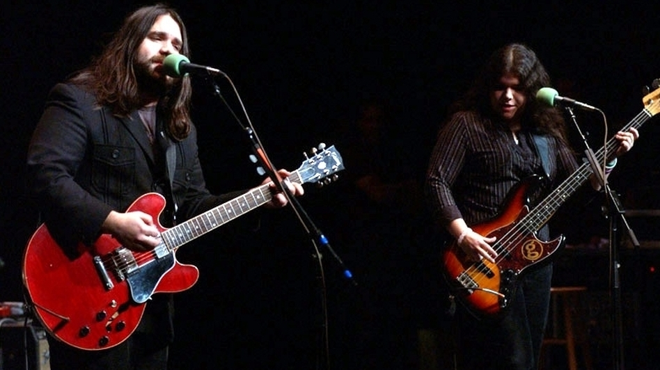 The Magic Numbers.
