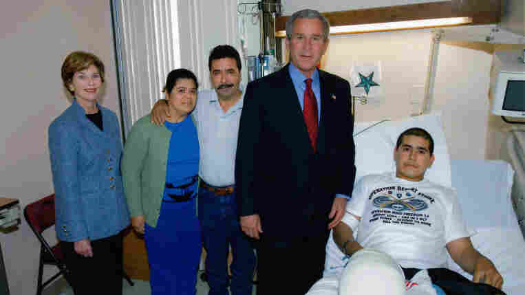 Walter Reed Was Army's Wake-Up Call In 2007