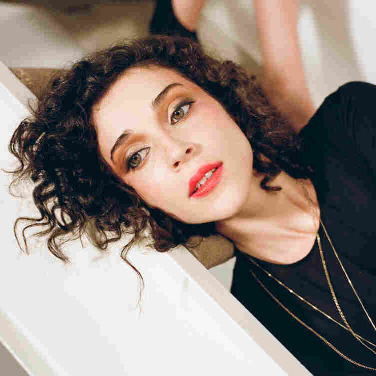 First Listen: St. Vincent, 'Strange Mercy'