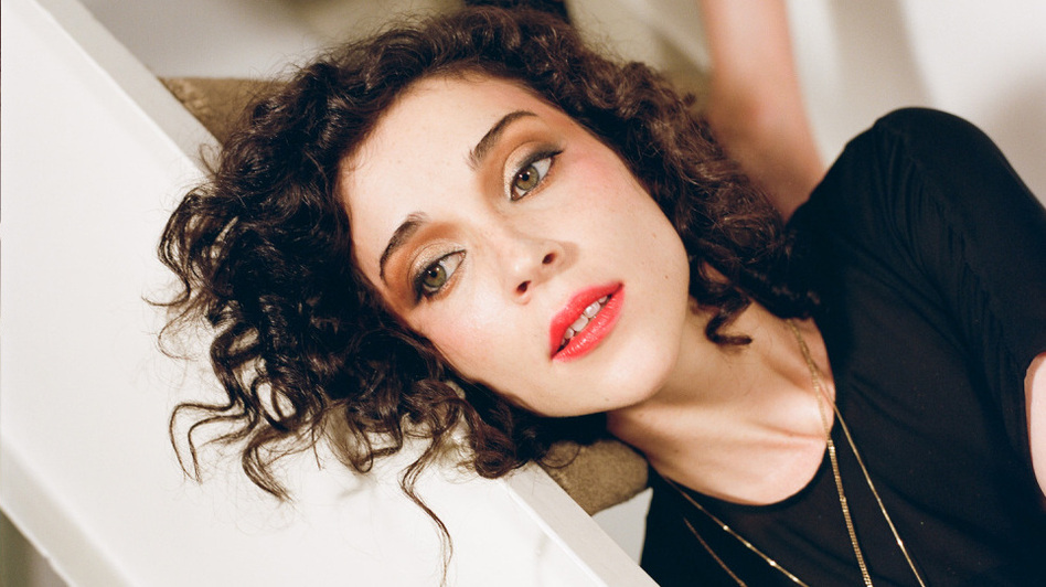 St. Vincent's Annie Clark returns with her best and most immediate work, Strange Mercy, out Sept. 13. (Tina Tyrell)