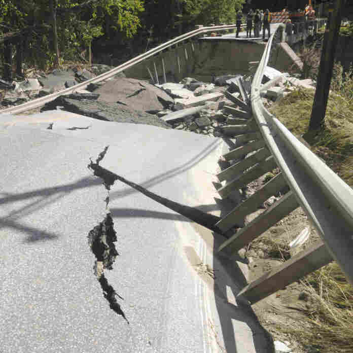 Irene's Deadly Toll Rises; 40 Confirmed Deaths