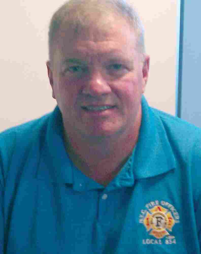 Jay Jonas is a battalion chief in the New York City Fire Department and a father of three.