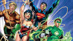TAP! CLICK! SLIDE! The Ambitious DC Comics Reboot Arrives — Er, Downloads