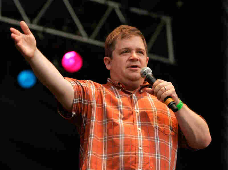 Patton Oswalt is the subject of a new and searching interview at the A.V. Club.