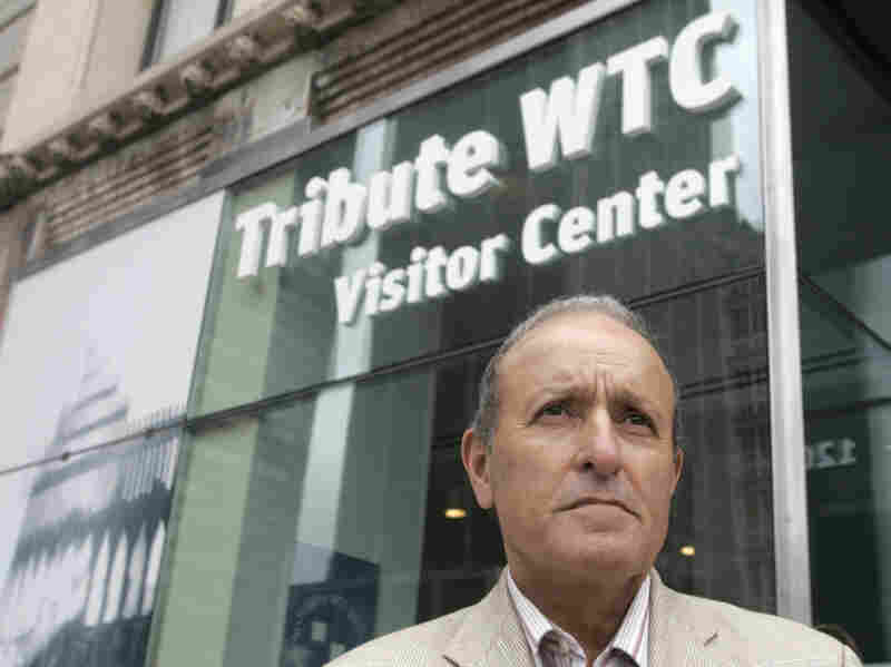 Lee Ielpi is president of the September 11th Families' Association, which opened the Tribute WTC Visitor Center in 2006.