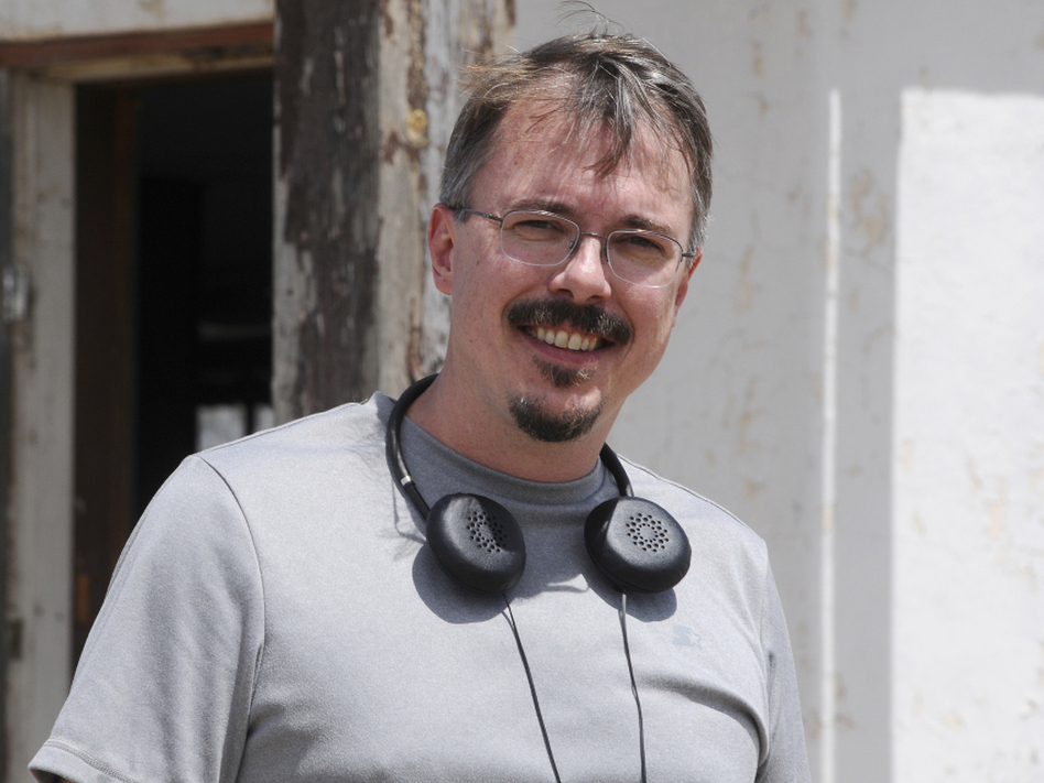 <em>Breaking Bad</em> creator Vince Gilligan received a B.F.A. in film production from NYU's Tisch School of the Arts. To make his meth-making drama realistic, Gilligan seeks guidance from chemists and former drug dealers.