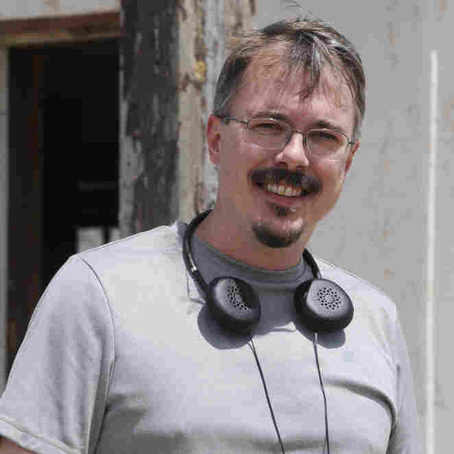 'Breaking Bad' Creator Vince Gilligan On Meth And Morals