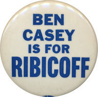 Ben Casey button.
