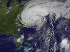 As Hurricane Irene approached the  East Coast last week, airports shut down, subway systems closed and thousands of  coastal residents evacuated. Some areas of North Carolina and the Northeast are still  reeling from damage, but many regions sustained minimal damage. In our first hour, we'll explore whether the dire  warnings were over-hyped, or helped to prevent even greater  damage.