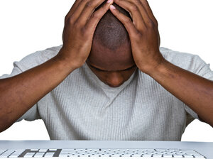 """Some patients describe chronic fatigue syndrome as feeling like an """"unrelenting flu."""""""