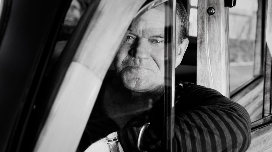 Legendary country singer Glen Campbell's new album will be his last.  Campbell, who is in the early stages of Alzheimer's, has decided to  release one more record as a final farewell. (Courtesy of the artist)