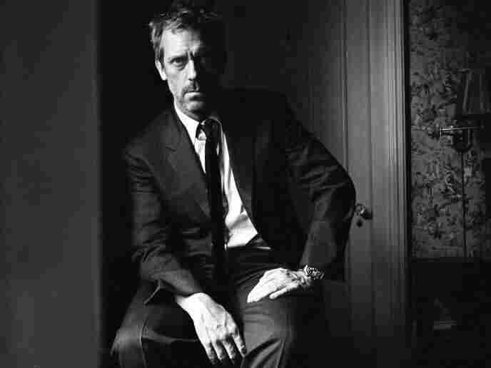Hugh Laurie worked with producer Joe Henry, Allen Toussaint, Irma Thomas and Dr. John on his debut album, Let Them Talk.