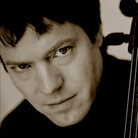 Jan Vogler, cellist and artistic director of the Moritzburg Festival in Dresden, Germany.
