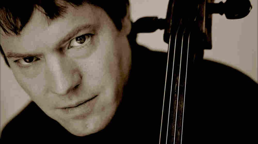 Jan Vogler, cellist and artistic director of the Moritzburg Festival in Dresden, Germany.