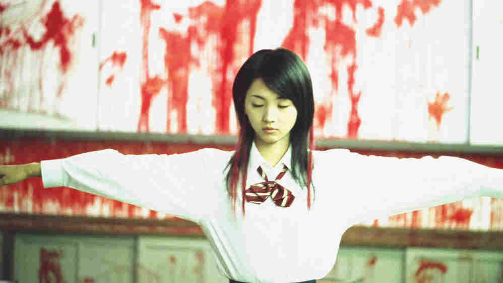 Is This Love? Shion Sono's four-hour epic Love Exposure, starring former Japanese pop singer Hikari Mitsushima, touches on grand themes of sex, love and original sin. It's a delirious antidote to the modern-day Hollywood norms.