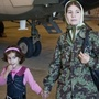 The Afghan air force has one woman pilot, who flies to the most dangerous parts of the country.