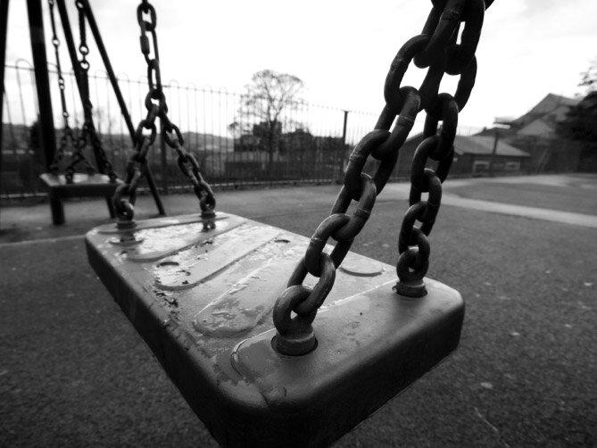 Hear Michael Gordon Discuss 'The Sad Park'