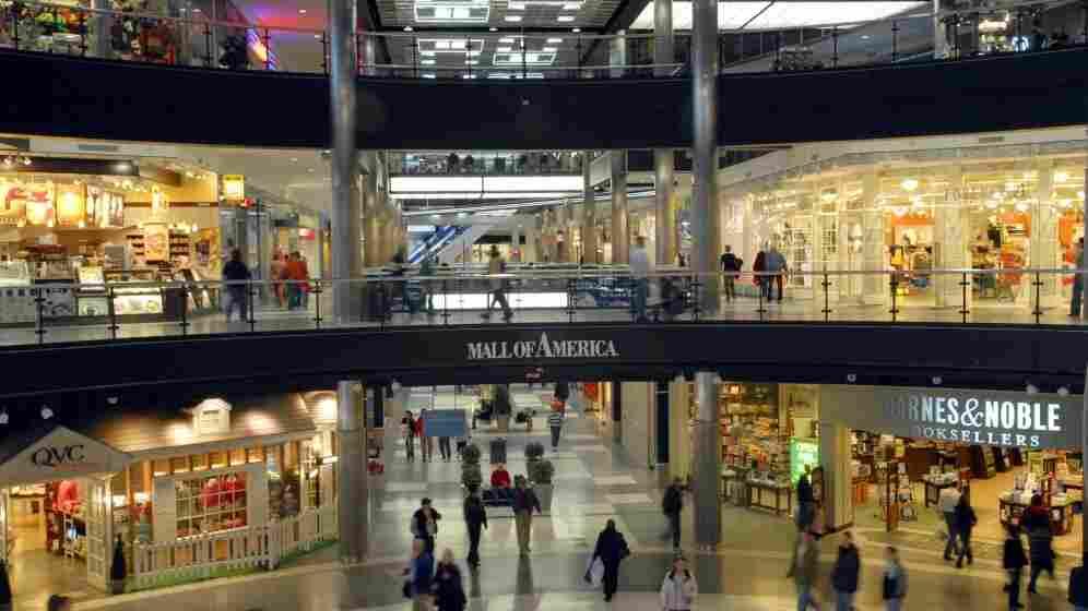 Under Suspicion At The Mall Of America