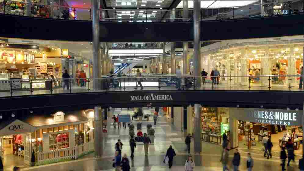 Under Suspicion At The Mall Of America Npr