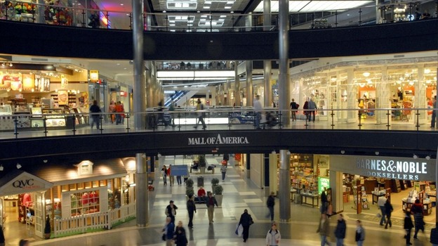 The Mall of America, one of the nation's largest shopping and entertainment venues, is also home to its own counterterrorism unit. (AP)