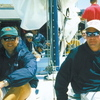 Mike McCabe, left, and his friend Mike Tucker, right. Mike McCabe passed away at the World Trade Center on September 11, 2001.