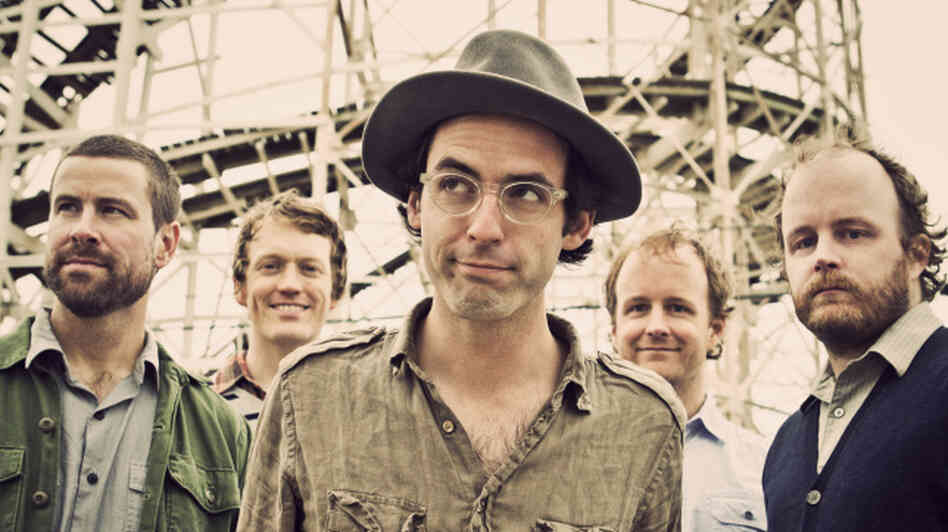 Clap Your Hands Say Yeah's new album, Hysterical, comes out Sept. 20.