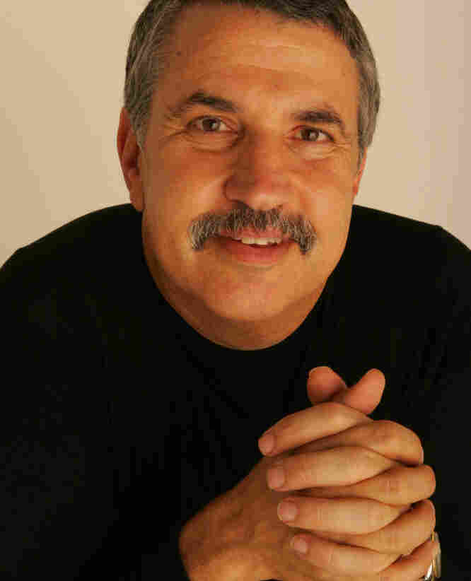 Thomas Friedman is the author of five best-selling books, including From Beirut to Jerusalem and The World Is Flat.