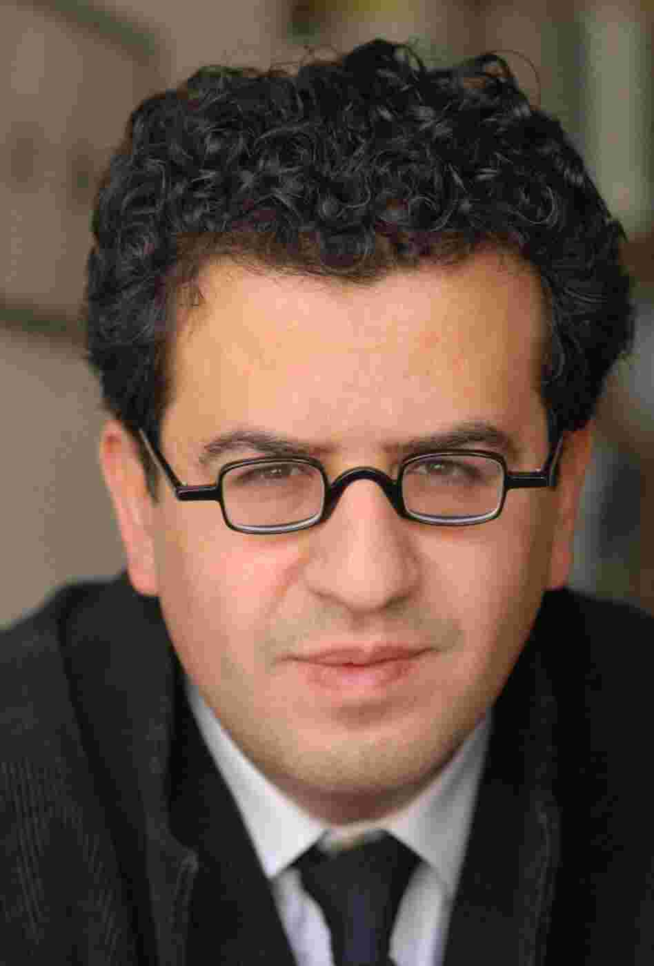 Hisham Matar is also the author of the novel In the Country of Men.