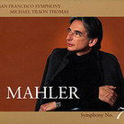 Cover for San Francisco Symphony's Mahler recording of Symphony No. 7.