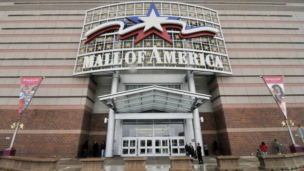 The Mall of America in Bloomington, Minn., has implemented a security program aimed at aiding the government identify suspected terrorists.