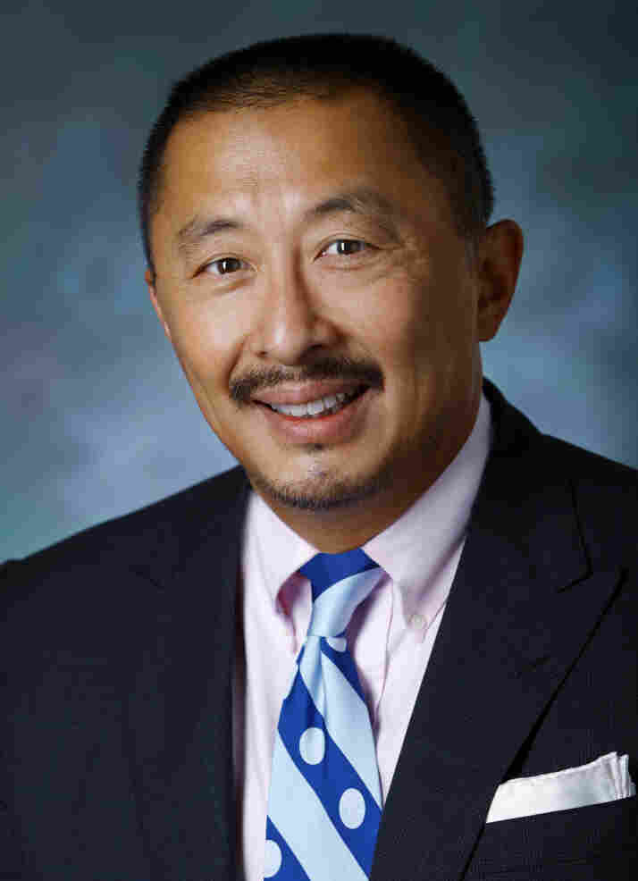 James Jeng, M.D., is the associate director of the Burn Center at Washington Hospital Center.