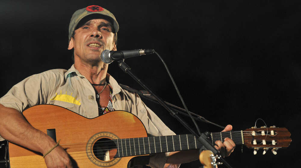 This Week On Alt.Latino: Special Guest Manu Chao