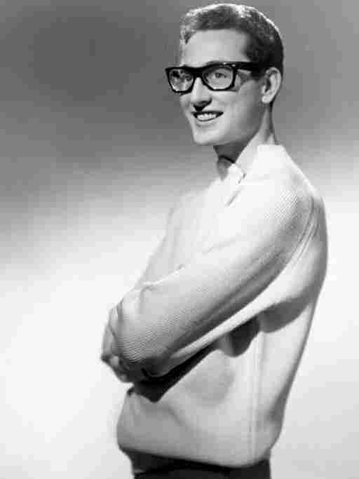 Listen to Me features tributes from Buddy Holly's generation — Brian Wilson, Ringo Starr — and younger artists such as Zooey Deschanel.