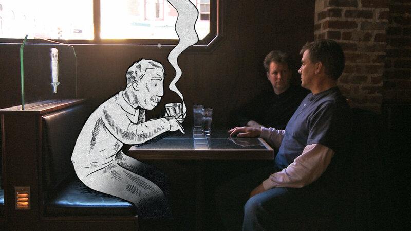 Shut Up Little Man': A Viral Sensation Long Before The