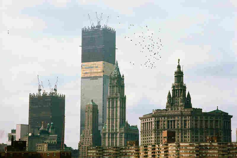 View from the Manhattan Bridge, 1970