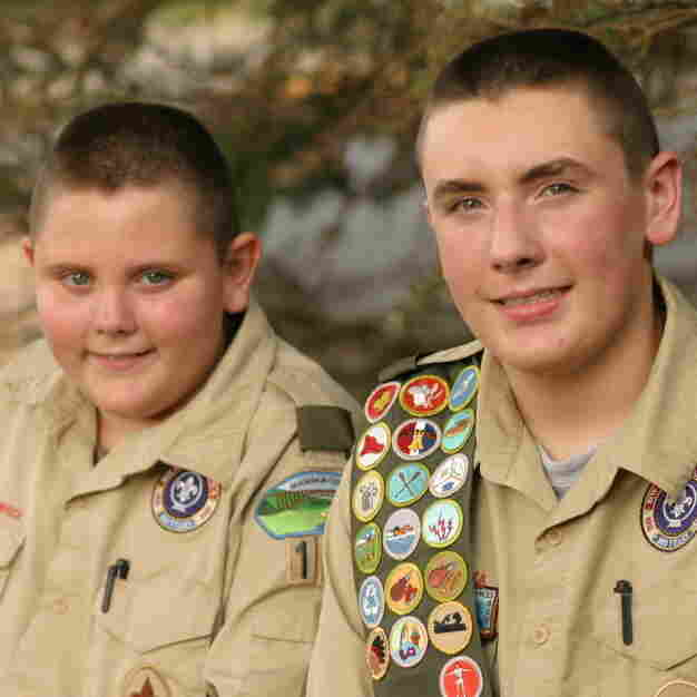 Boy Scouts Look Forward To New Site