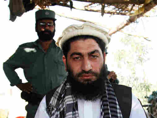 Qari Amir Lewal, deputy police chief in Jalalabad, fought alongside U.S. forces during the battle of Tora  Bora nearly a decade ago.