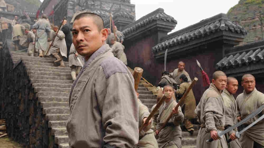 Once a powerful warlord, Hou (Andy Lau) has taken sanctuary among the monks of the Shaolin Temple — famous for centuries as martial-arts masters.