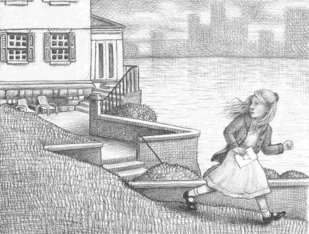 Illustration from Wonderstruck (pages 62-63), by Brian Selznick