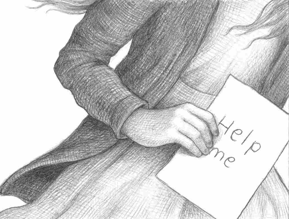 Illustration from Wonderstruck (pages 64-65), by Brian Selznick